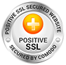 PositiveSSL Secured Seal