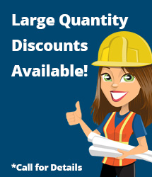 Large Quantity Discounts Available