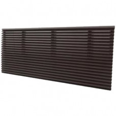 Perfect Aire 1PT-EXTG-BR PTAC Extruded Architectural Grille | 1PT-EXT-BR | BRONZE