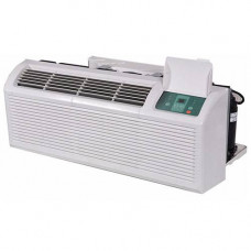 Perfect Aire 1PTC12A-5.0 12000 BTU PTAC Air Conditioner with 5000W Electric Heater