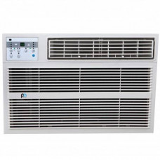 Perfect Aire 3PACH12000 12,000 BTU Window Air Conditioner with Electric Heater