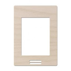 Schneider-Electric FAS-05 Viconics Room Controller Fascia Light Tan Wood