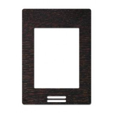 Schneider-Electric FAS-06 Viconics Room Controller Fascia Dark Brown Wood